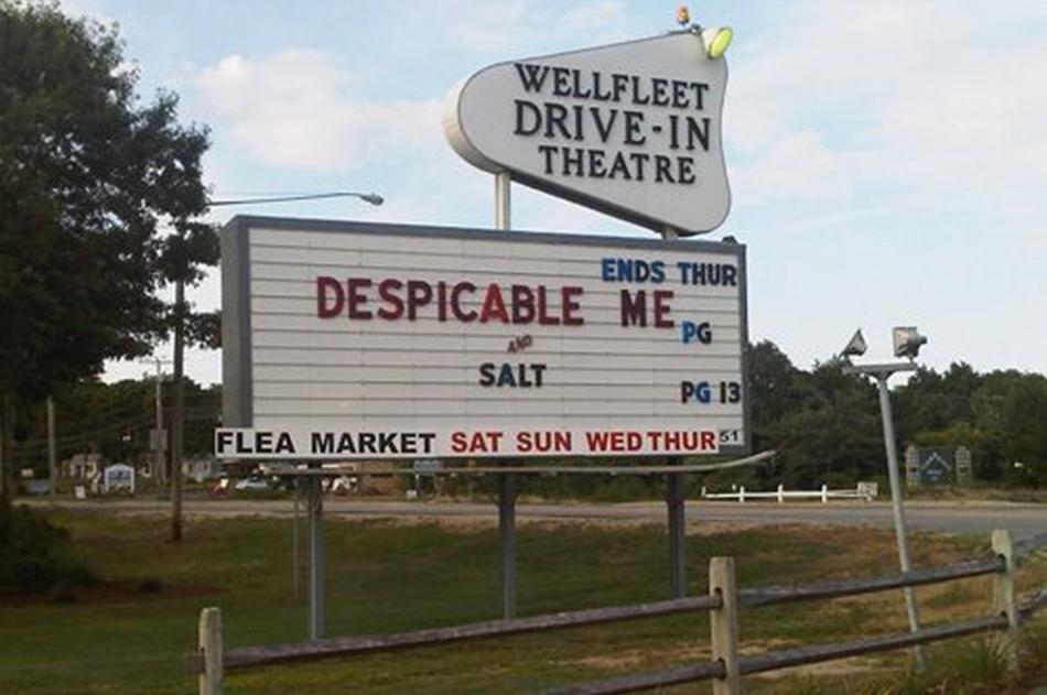 Wellfleet Drive In